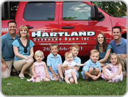 Hartland Overhead Door - Garage Door Installation Team Waukesha County
